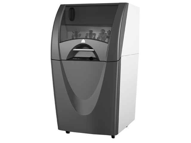 3D принтер_3D Systems ProJet 160