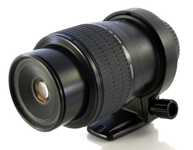 MP-E 65mm f/2.8 1-5x Macro