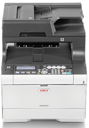 OKI MC563dn-EURO (46357132)
