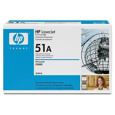 Тонер-картридж HP Q7551A hp q7551a