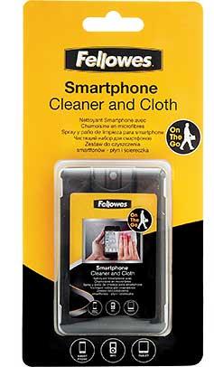 Чистящий набор для смартфонов Fellowes