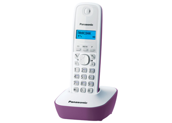 Радиотелефон_Panasonic KX-TG1611RUH Компания ForOffice 909.000