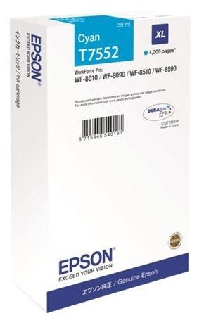Контейнер с чернилами Epson C13T755240