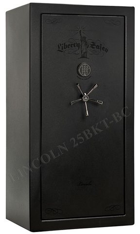 Liberty Lincoln 25BKT-BC liberty presidential 25cpw bc