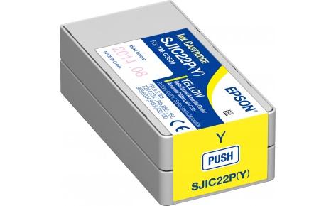 Картридж Epson C33S020604 SJIC22P(Y)