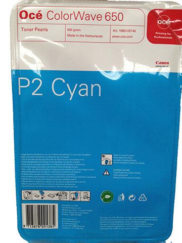 Комплект картриджей ColorWave 650 Cyan, 500 гр, 4 шт (6874B002) цена