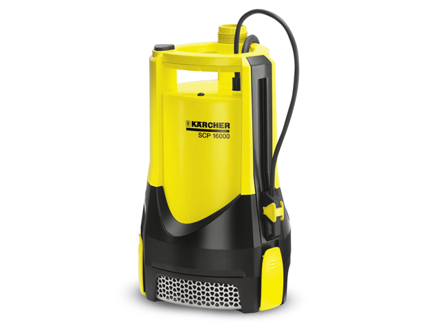 Погружной дренажный насос_Karcher SCP 16000 Level Sensor Компания ForOffice 10190.000