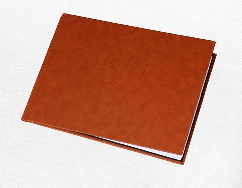 Unibind альбомная 3 мм, песочный корпус