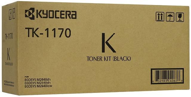Тонер-картридж TK-1170