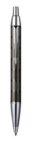 Автоматическая шариковая ручка Parker IM Premium темно-серая (S0908610)