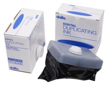 Краска черная DP-430 (ND-24), 600 мл, картридж panasonic dq tcd025a7 для dp mb545ru dp mb536ru черный 25000стр