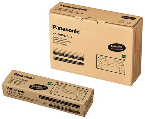 Фотобарабан KX-FAD473A телефон ip panasonic kx nt553rub черный
