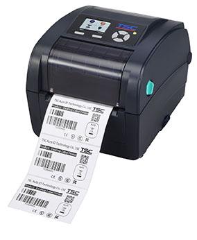 Принтер этикеток TSC TC210 + LCD