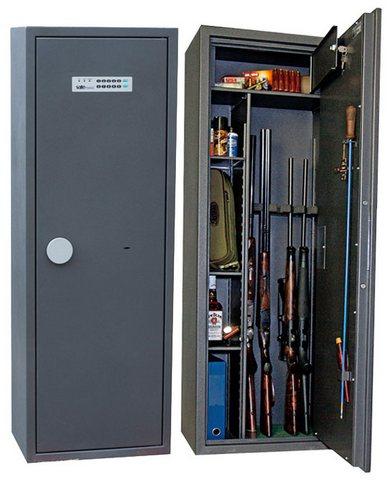Оружейный сейф Safetronics Iveta PME/K5