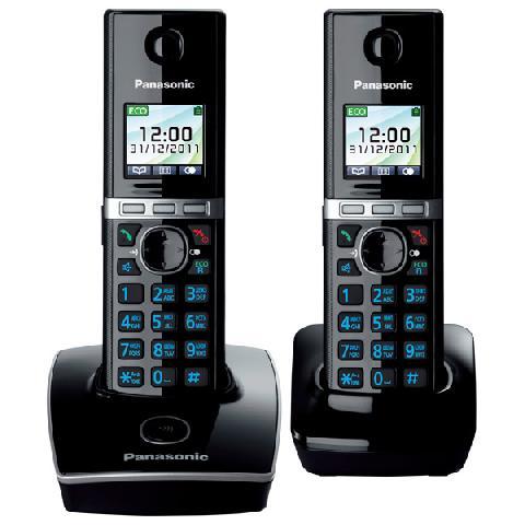 KX-TG8052RUB panasonic kx tg8061 rub dect телефон