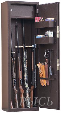 Оружейный сейф Gunsafe Рысь