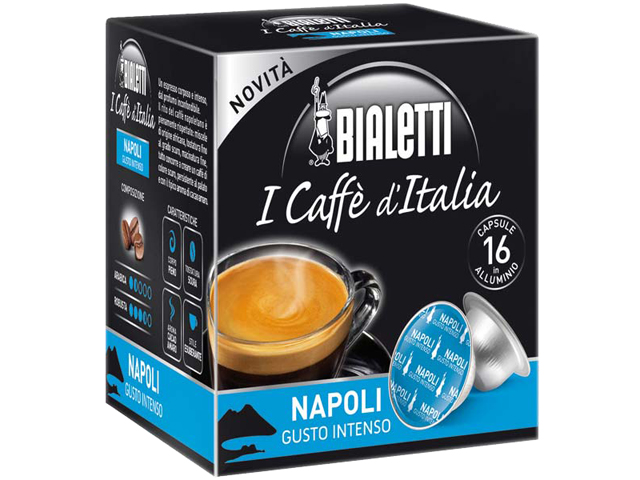 Капсулы Bialetti NAPOLI Компания ForOffice 490.000