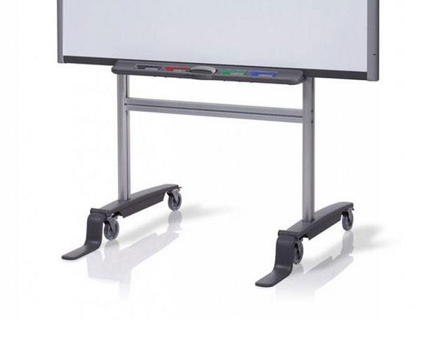 Напольная мобильная стойка для интерактивной доски SMART Board 77-87 дюймов SB680, SBX880, SB685, SBX885 (SMT)