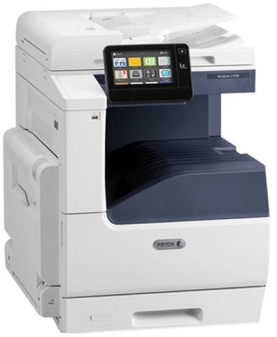 Купить Многофункциональное устройство (МФУ) Xerox VersaLink C7030 с трехлотковым модулем в официальном интернет-магазине оргтехники, банковского и полиграфического оборудования. Выгодные цены на широкий ассортимент оргтехники, банковского оборудования и полиграфического оборудования. Быстрая доставка по всей стране