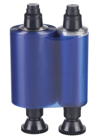 Синяя монохромная лента R2212 evolis avansia duplex expert