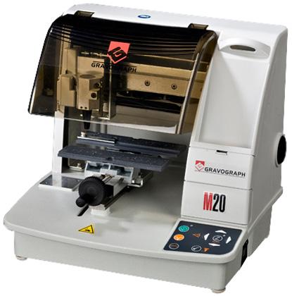 Гравировально-фрезерная машина_Gravograph M20 PIX Компания ForOffice 183641.000