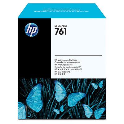 Обслуживающий картридж HP DesignJet 761 для HP Designjet T7100 (CH649A) hot sales 80 printhead for hp80 print head hp for designjet 1000 1000plus 1050 1055 printer