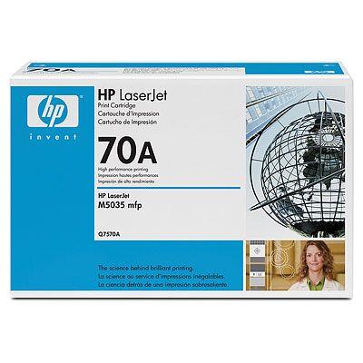 Картридж HP Q7570A hewlett packard hp многофункциональная лазерная аппаратура для печати копии факса сканирования