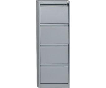 Шкаф картотечный_Bisley BS4E Компания ForOffice 23580.000