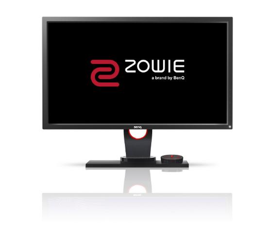 24 ZOWIE by   XL2430 Gray с поворотом экрана