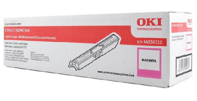 Тонер-картридж OKI TONER-M-C110-2.5-NEU (44250722 / 44250730)