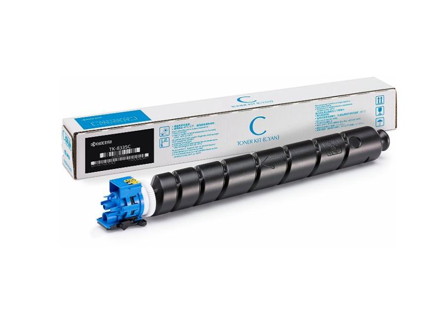 Тонер-картридж TK-8335C для TASKalfa 3252ci картридж kyocera tk 8335c