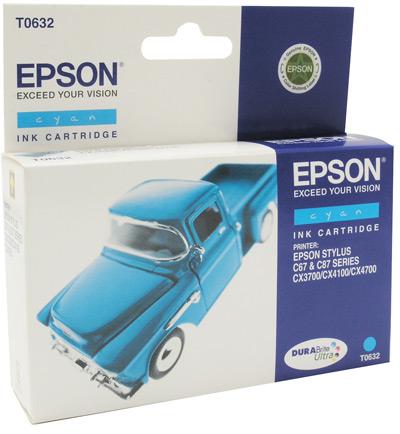 Картридж Epson C13T06324A10
