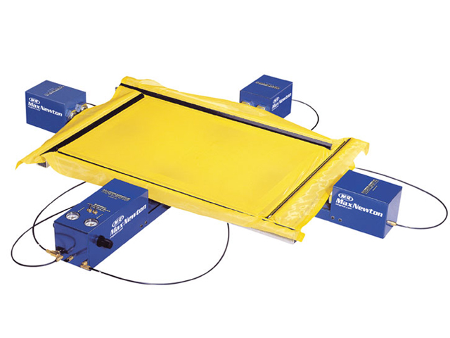 Пневматическое устройство для натяжения сетки M&R Max Newton Компания ForOffice 143541.000