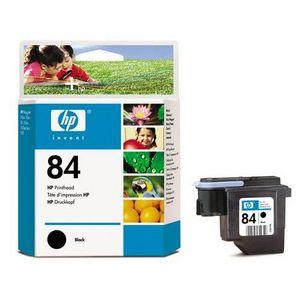 Печатающая головка HP Printhead №84 Black (C5019A) печатающая головка hp 84 c5019a черный для designjet 10ps 20ps 50ps