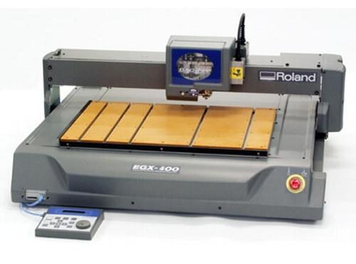 Гравировально-фрезерная машина Roland Benchtop EGX-400