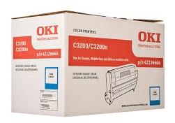 OKI EP-CART-C-C32/3200N (42126664) oki ep cart c c931 45103715