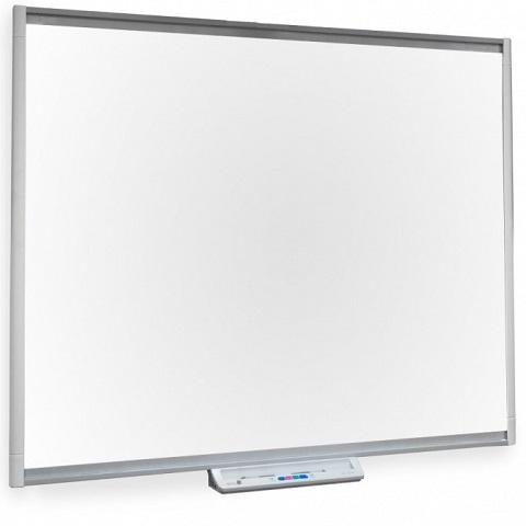 ������������� ����� SMART Board SBM680 � ��������� ������ + �������� ����� � ��� (smt)