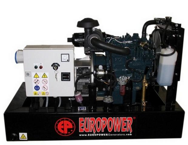 EP8DE europower ep16000e