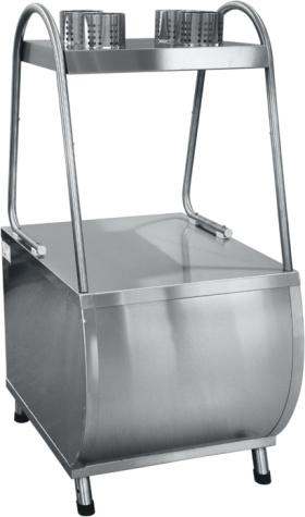Прилавок для столовых приборов Патша ПСП-70М