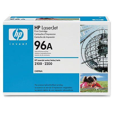 Тонер-картридж HP C4096A hewlett packard hp многофункциональная лазерная аппаратура для печати копии факса сканирования
