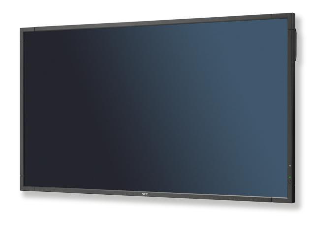 MultiSync P553 led панели nec e654
