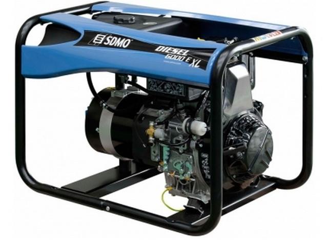 Diesel 6000 E XL C минитракторы в москве кубота 6000
