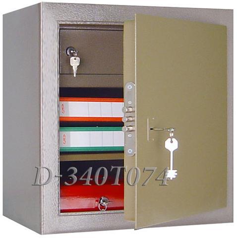 Офисный сейф Bestsafe D 340T.074
