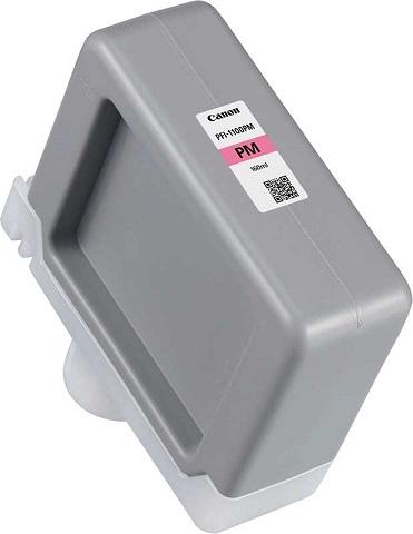 Картридж PFI-1100PM (фото пурпурный) picaso designer pro 250 пурпурный