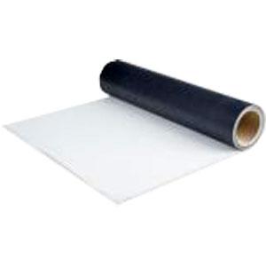 Пленка для термопереноса на ткань Hotmark Duoflex бело-черная