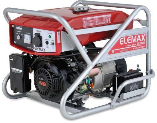 Бензиновый генератор_Elemax Value SV2800S от FOROFFICE