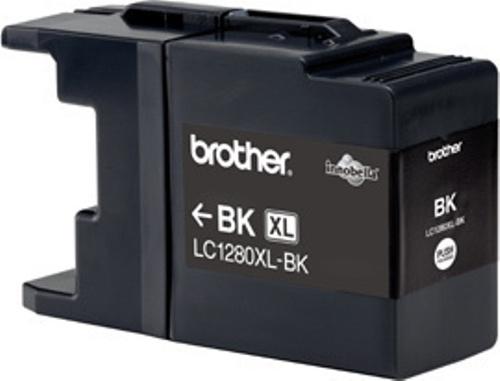 Картридж LC1280XLBK чернильный картридж brother lc1280xlbk