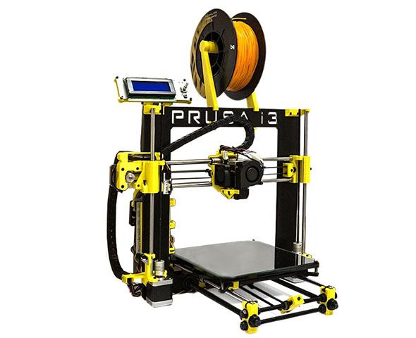3D принтер_bq Prusa i3 желтый