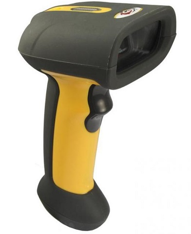 Ручной сканер штрих-кода SUNLUX XL-3500 USB