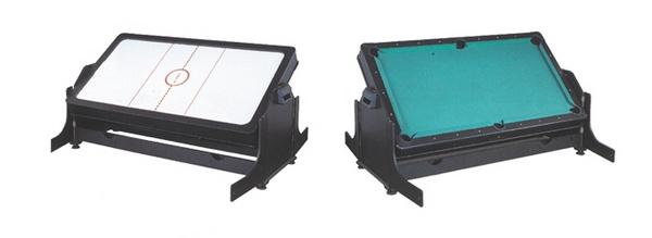 Игровой стол Многофункциональный Twister (черный, 2 в 1)